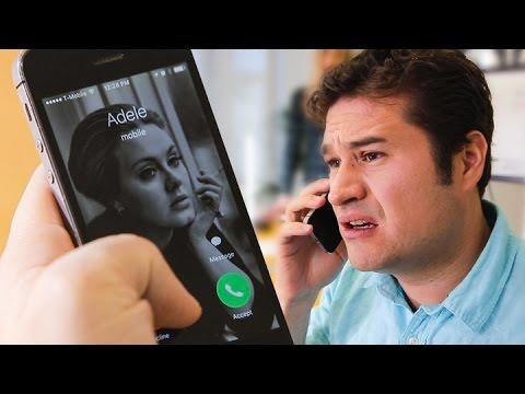 Viral Video: Adele's 'Hello' Phone Call Seen From The Other Side