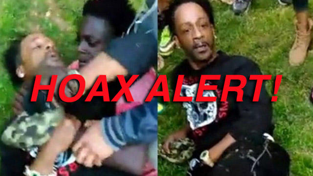 Teenager That Beat Up Katt Williams HAS NOT Filed $100 Million Dollar Lawsuit