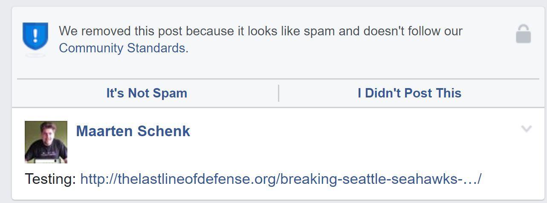 Facebook Blocks Satirical Fake News Site The Resistance: The Last Line Of Defense