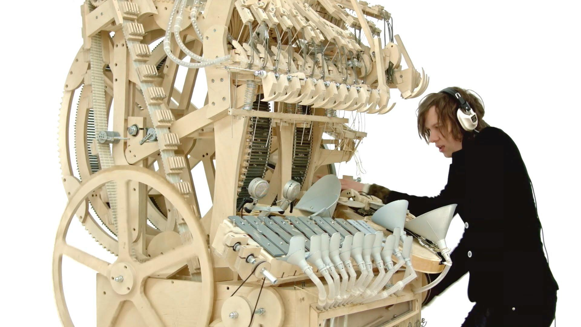 This Marble Machine Will Make You Lose Yours
