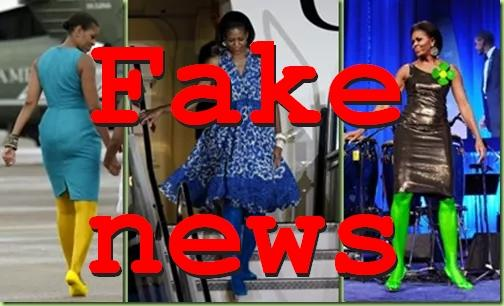 Fake News: Michelle Obama DID NOT Get Rejected From Inauguration Ceremony Due to Inappropriate Dressing