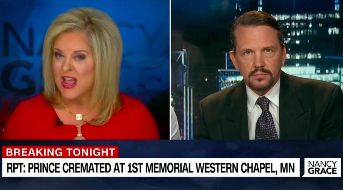 nancy grace to leave hln crime fighting tv host will join very