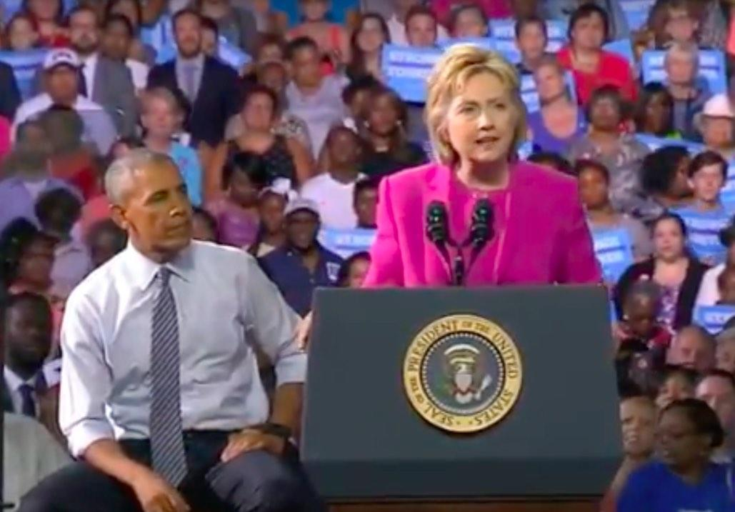 Watch Replay: Hillary Clinton & President Obama Speak At Rally In Charlotte, North Carolina, Tuesday, July 5
