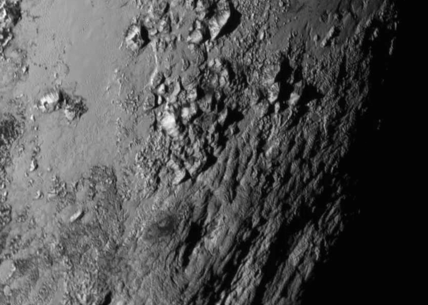 Pluto Up Close: New Horizons Spacecraft Sends 'Love Note'