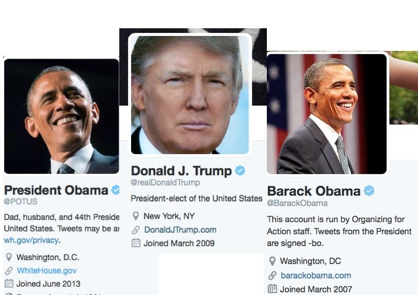 Donald Trump To Abandon Twitter Account Obama Built: @RealDonaldTrump Will Replace @POTUS For Presidential Tweets