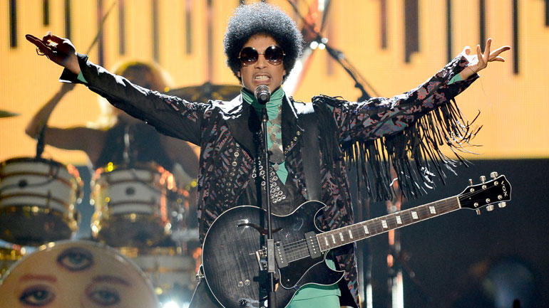 Disbelief & Sadness: Celebrity Reaction To Death Of Prince