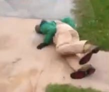 Video Released Of Texas Racist 'Knock Out' Game Targeting Of Elderly Black Man