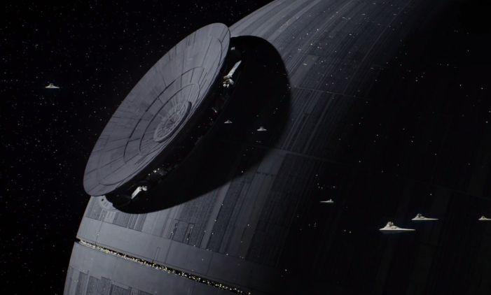 Rogue One, A Star Wars Story Trailer Released