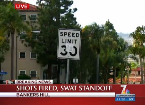 Video: Shooter Stopped In Downtown San Diego