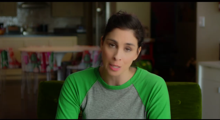 Video: Comedian Sarah Silverman Endorses Bernie Sanders