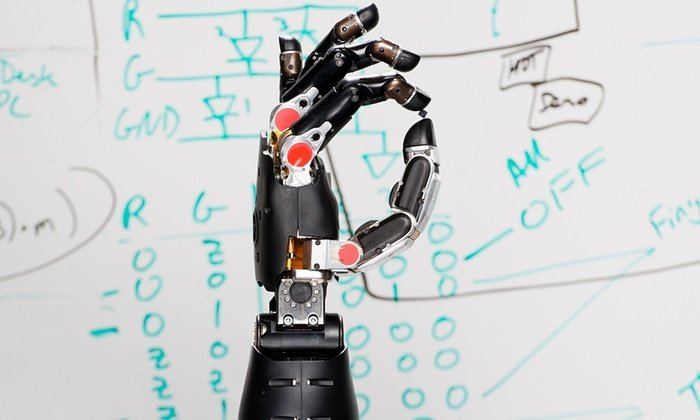 "Sensitive Robotic Hand, Human Head Transplant, Non-Empty ""Empty"" Ink Cartridges"
