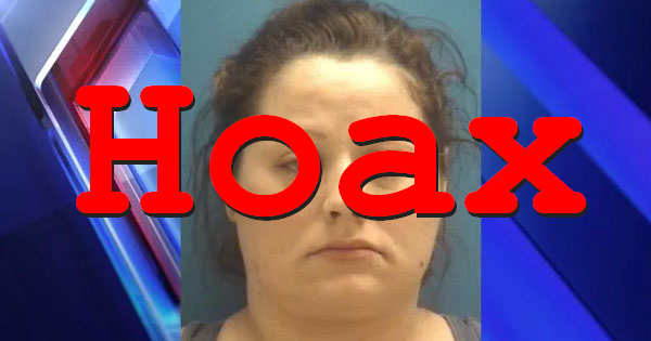 Hoax Alert: Babysitter On Crystal Meth DID NOT Eat 3 Year Old Baby