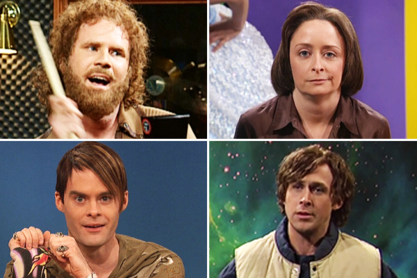 TRENDING VIDEO: Top 10 'SNL' Moments When The Cast Broke Character
