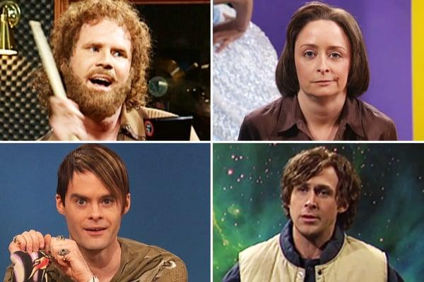 TRENDING VIDEO: Top 10 'SNL' Moments When The Cast Broke Character