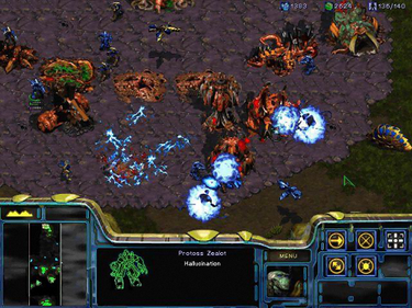 Starcraft in a Browser, Canon Super Camera Sensor, Facebook's Virtual Assistant