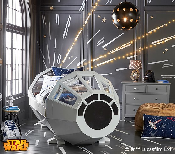 Star Wars Bed, Streetview for Cats, Starfish-Killing Robot Sub