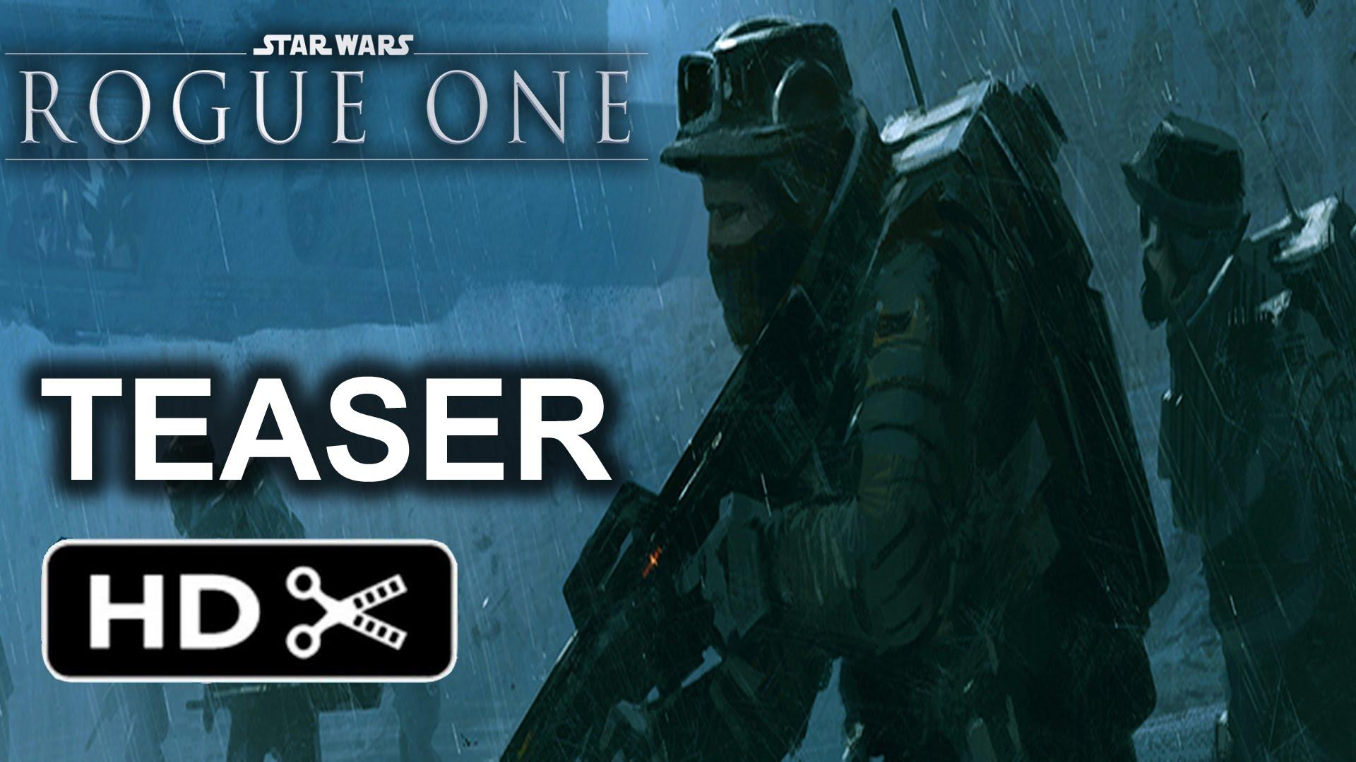 Trending Video: FAKE Trailer For Next Star Wars Movie, 'Rogue One'