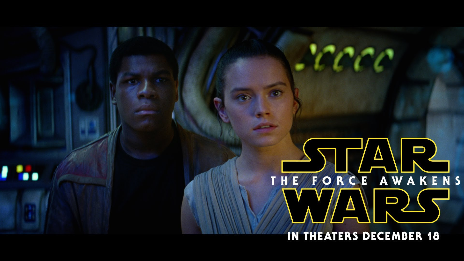 Trailer For 'Star Wars: The Force Awakens' Viewed Over 2.4 Million Times... Per Hour