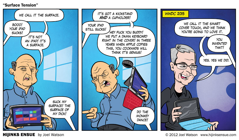 Comic Predicted Apple Announcement, Game of Drones, Pokemon in Real Life