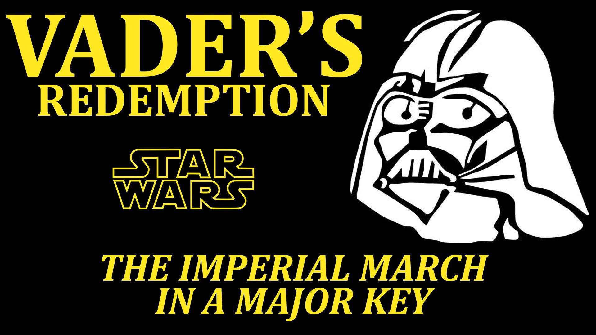 Hearing 'Imperial March' In Major Key Will Make You Happy