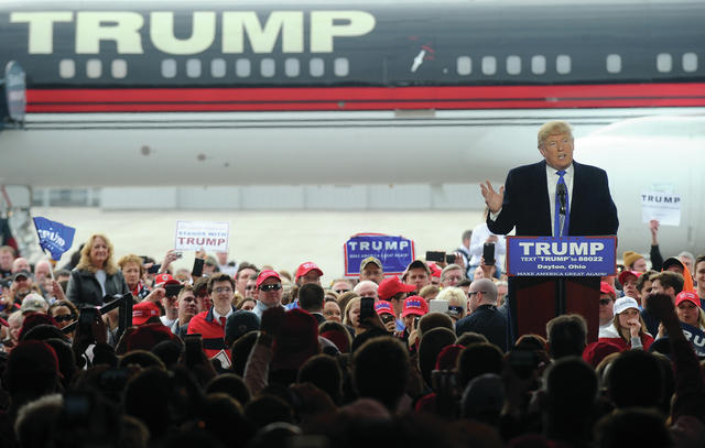 Watch LIVE Stream: Donald Trump Speaking at Watertown, New York, Rally