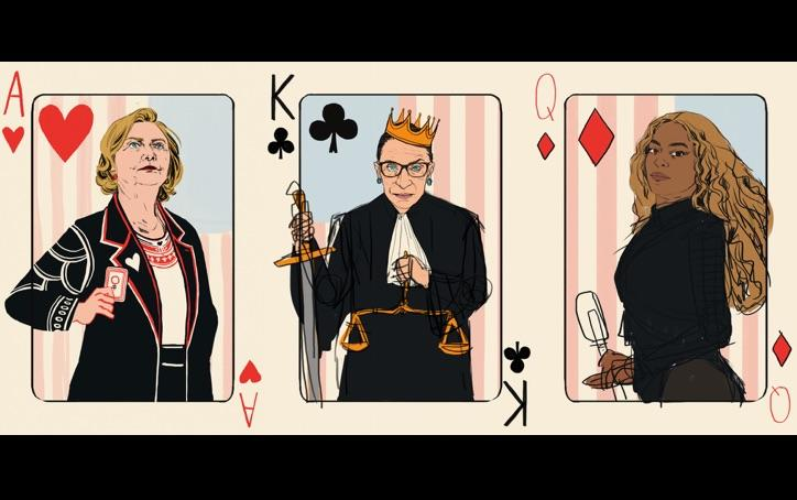 Play The 'Woman Card': Hillary Clinton's The Ace In Deck