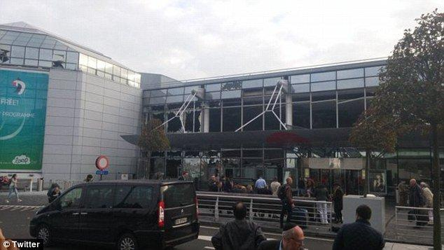 Watch Live: Explosions At Brussels Airport And Metro, At Least 136 Wounded, 26 Dead