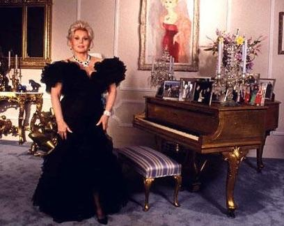 Glamour Queen Zsa Zsa Gabor Has Died Just Short Of 100th Birthday
